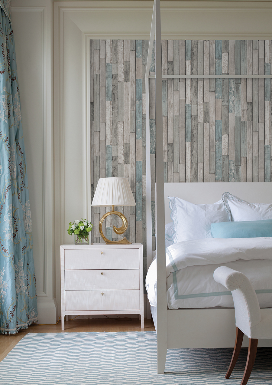 3d Slate Effect Wallpaper Our Favorite Faux Effect Wallpapers Brewster Home