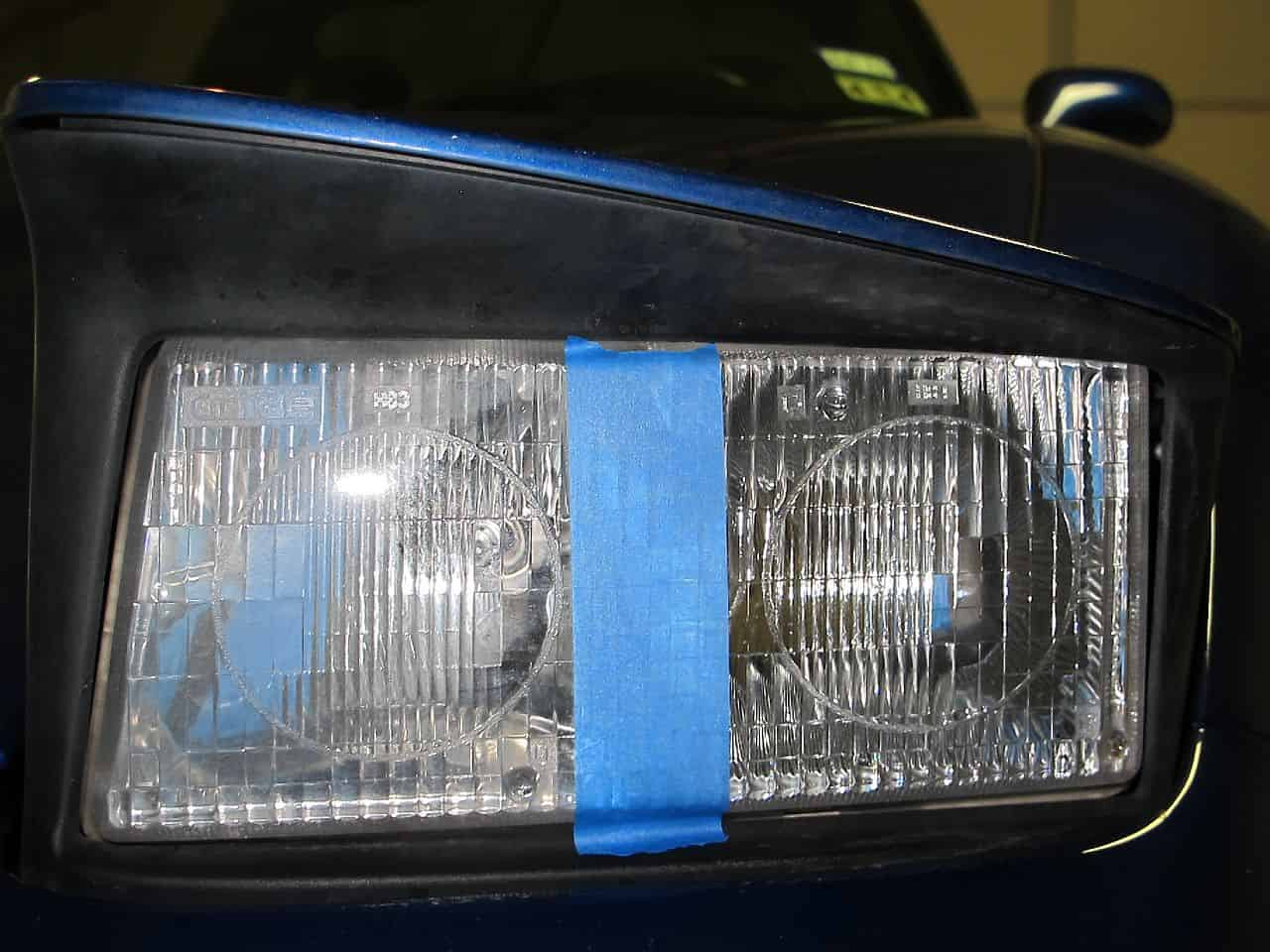 hight resolution of addressing the terrible headlights of the c5 corvette