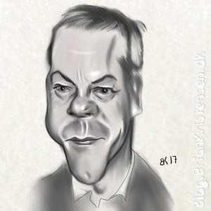 Kiefer Sutherland aka Jack Bauer - Sketch 95