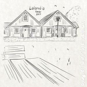 Drawing at Lalandia Ressort Rødby - Sketch 200
