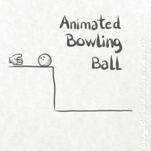 How to Draw Animated Bowling Ball - Sketch 206