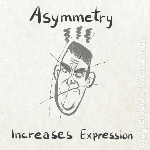 How to Draw Assymetric to Increase Expression and Features of Your Character - Sketch 214