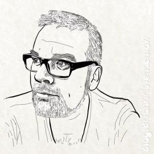 My Selfpotrait - Sketch 224