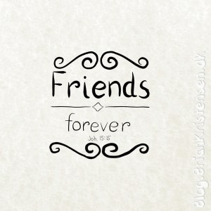 Friends Forever - Sketch 299