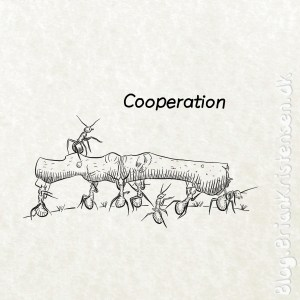 Cooporation - Sketch 310