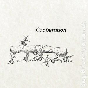 Cooporation - Sketch 310