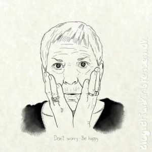 Don't Worry Be Happy - Sketch 315