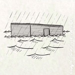The Ark - Sketch 323