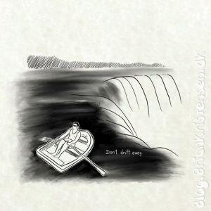 Please Dont Drift Away - Sketch 328