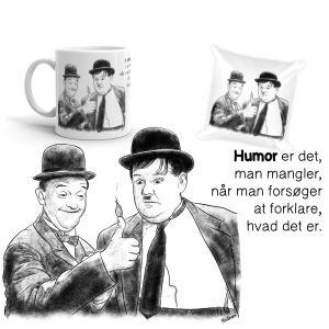 Gøg & Gokke: Humor Er Det Man Mangler Når Man Forsøger at Forklare Hvad Det Er. - Sketch 463