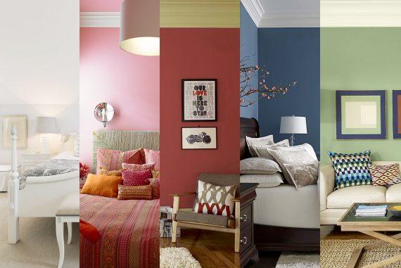 Idee E Consigli Per Il Colore Delle Pareti Della Camera Da Letto