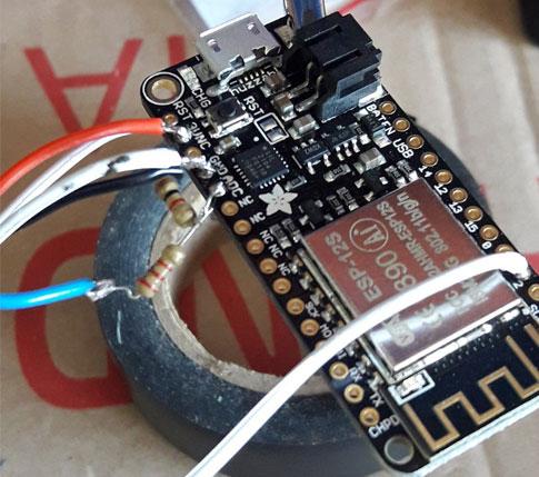 2832 esp8266 - Electrogeek