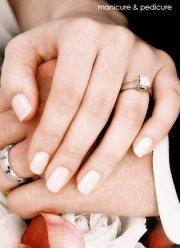 wedding manicure bridal expo