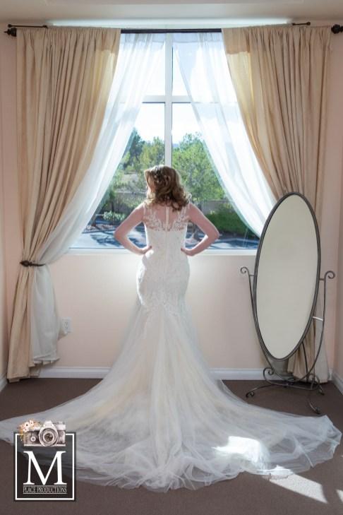 Bridal Room at Emerald at Queensridge
