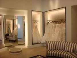 Carolina Herrera Bridal Salon