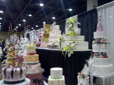 Yummy wedding cakes