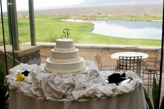 Simply Elegant Cake. By Dave Lite