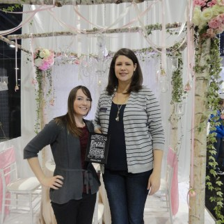 The Best Booths at Recent January Bridal Spectacular Receive Dazzle Awards