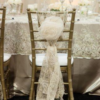 Elegant Chair Detail