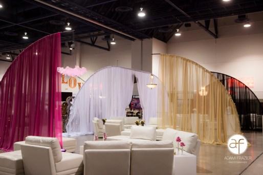Fabulous Decor in LED Unplugged Lounge