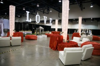 LED Unplugged Lights & Event Rentals - Lounge