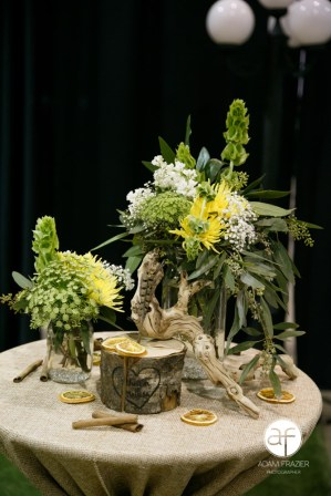 Stylish Centerpieces