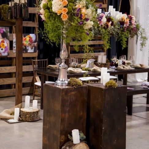 Woodland Hi-Top Tables