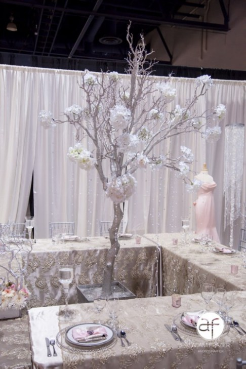 Winter Trees by Jovani Event Design