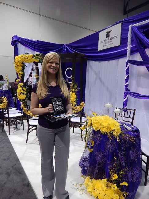 JW Marriott wins Dazzle Award!