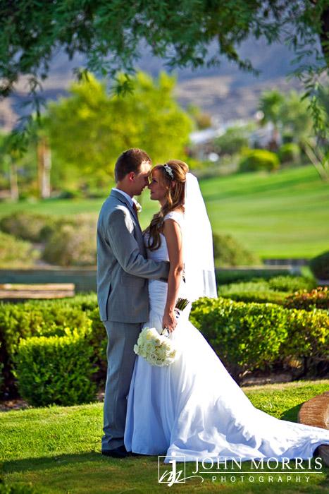 Outdoor Las Vegas Wedding at Siena Golf Club by John Morris