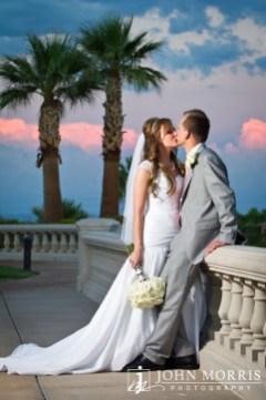 Blue Skies and a Wedding at Siena Golf Club by John Morris