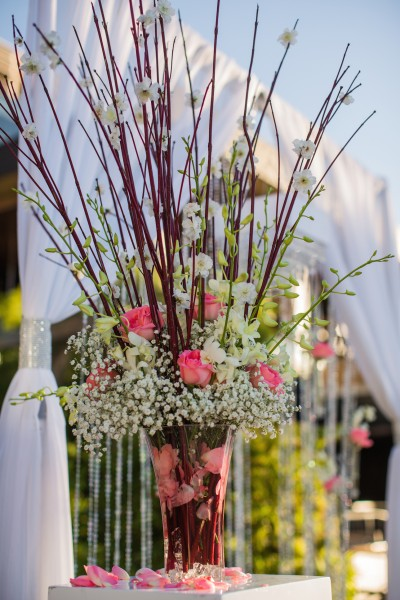 Flowers by Enchanted Florist. Photo by Ella Gagiano Photography