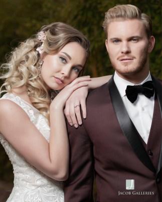 Brilliant Bridal and Friar Tux