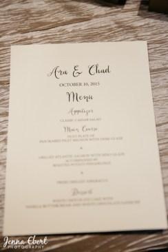 Wedding Invitation by Jenna Ebert Photography
