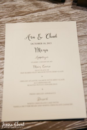 Wedding Invitation by Jenna Ebert Photography