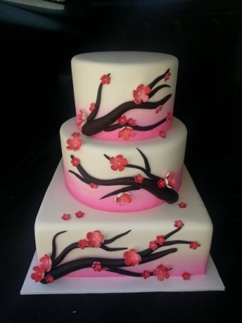 Cake by Mad Batter Cafe
