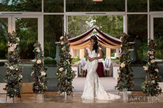 Winter Wedding at Emerald at Queensridge