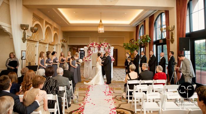 Adam Frazier Wedding at Westin TC
