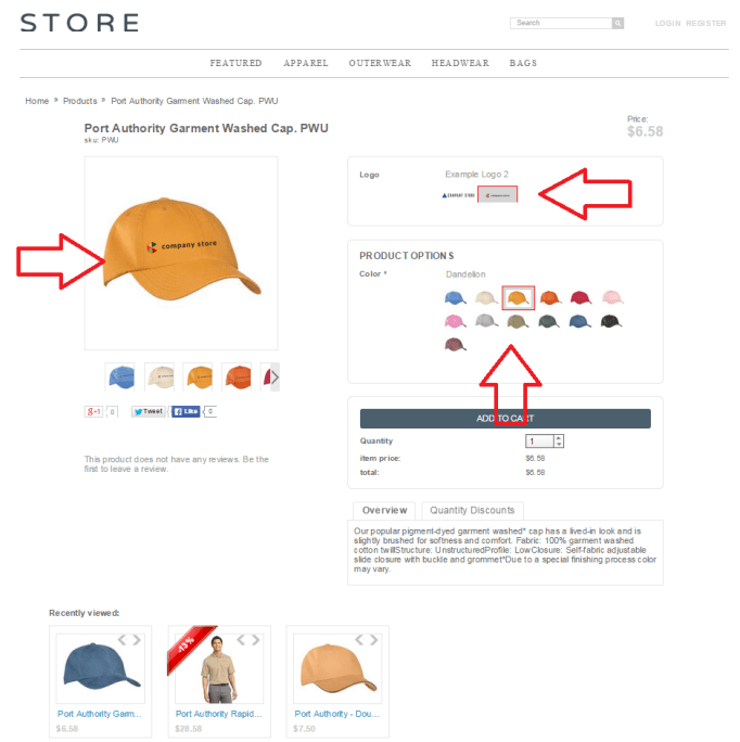 05_Product Page
