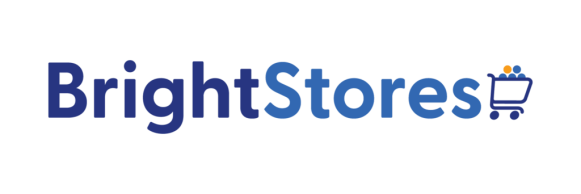New BrightStores logo