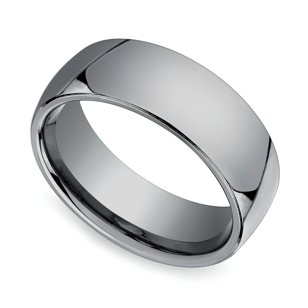 Hot or Not Mens Tungsten Wedding Rings  The Brilliance