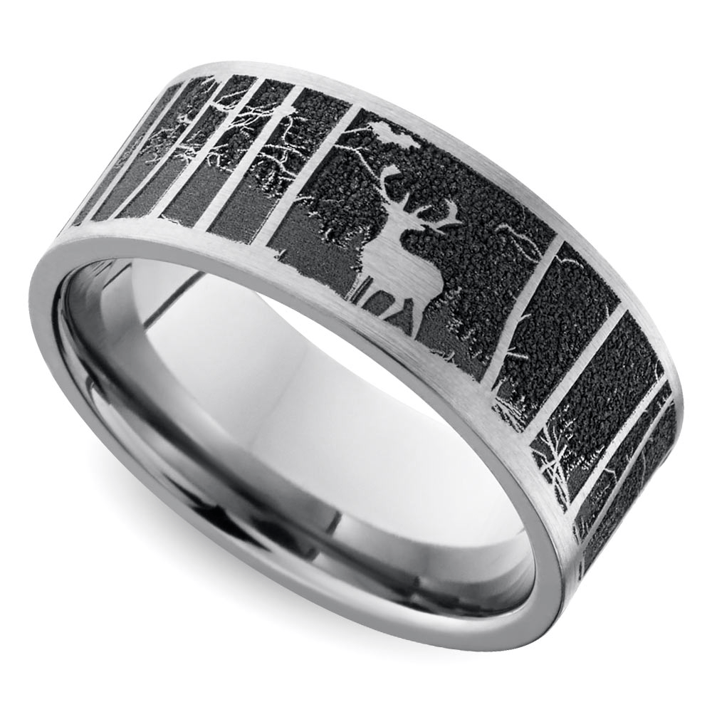 Cool Mens Wedding Rings That Defy Tradition  The Brilliancecom Blog