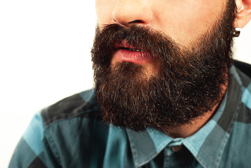 How to Get That Perfect Bushy Beard