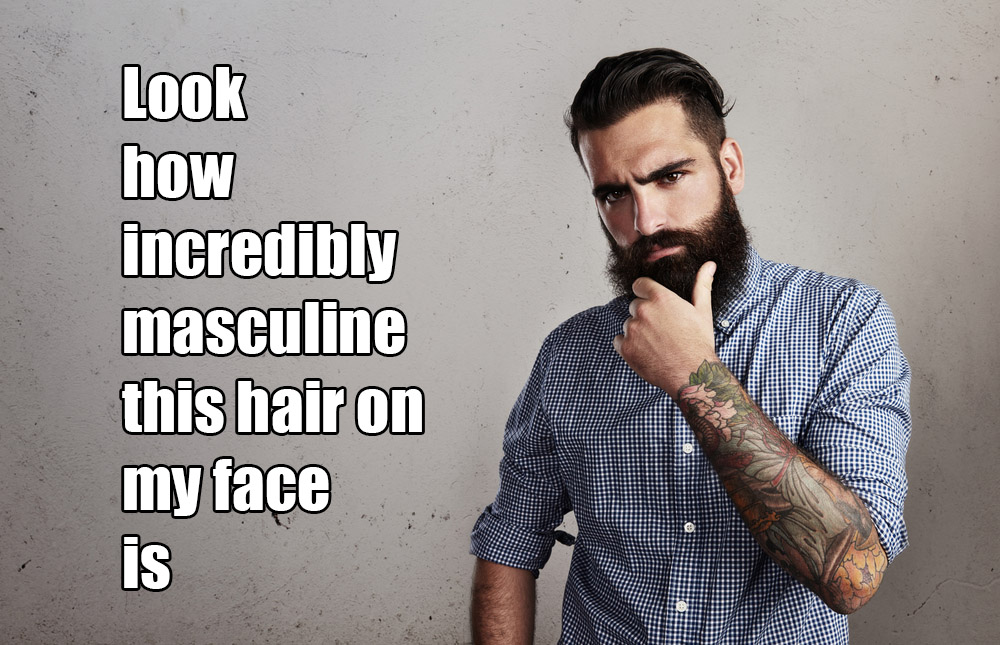 Beards and Masculinity