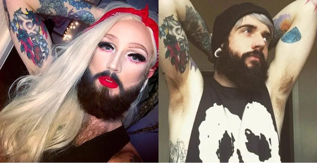 Queer Beard Questions – Andy Beard