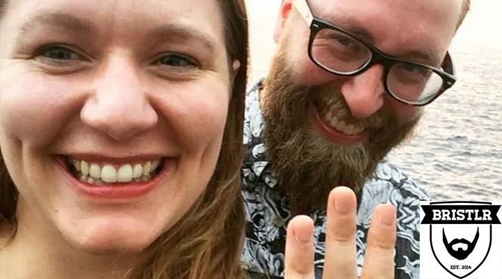 A Bristlr Success Story – Jenna & Chad