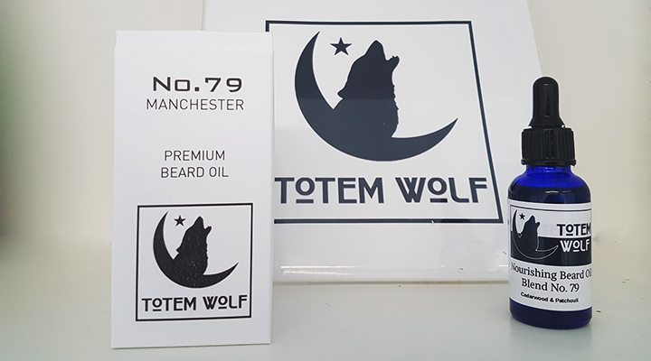 #Beardcare Review – Totem Wolf Blend 79