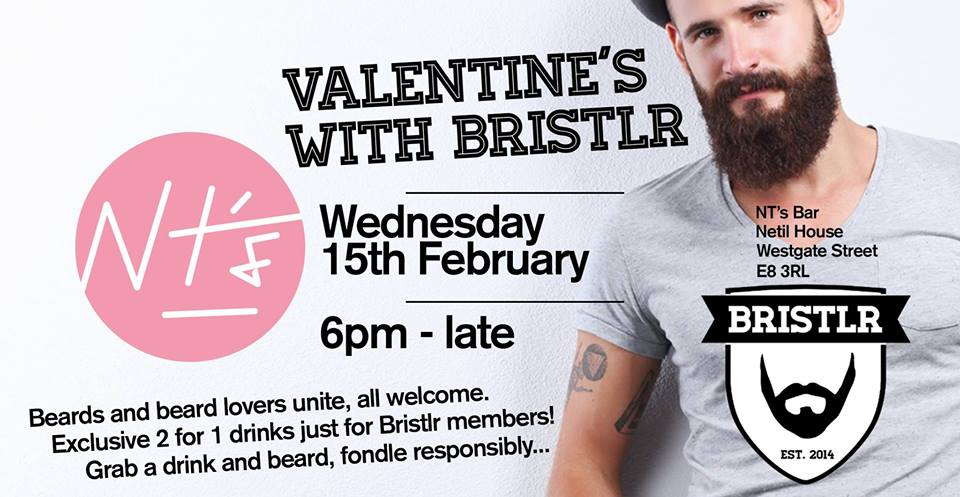 Valentine's With Bristlr at NT's