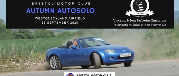 2020 Autumn AutoSolo