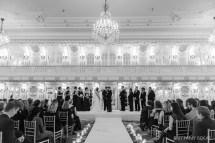 Chicago Wedding Blackstone Hotel